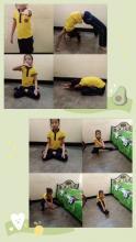 Fit India  week yoga